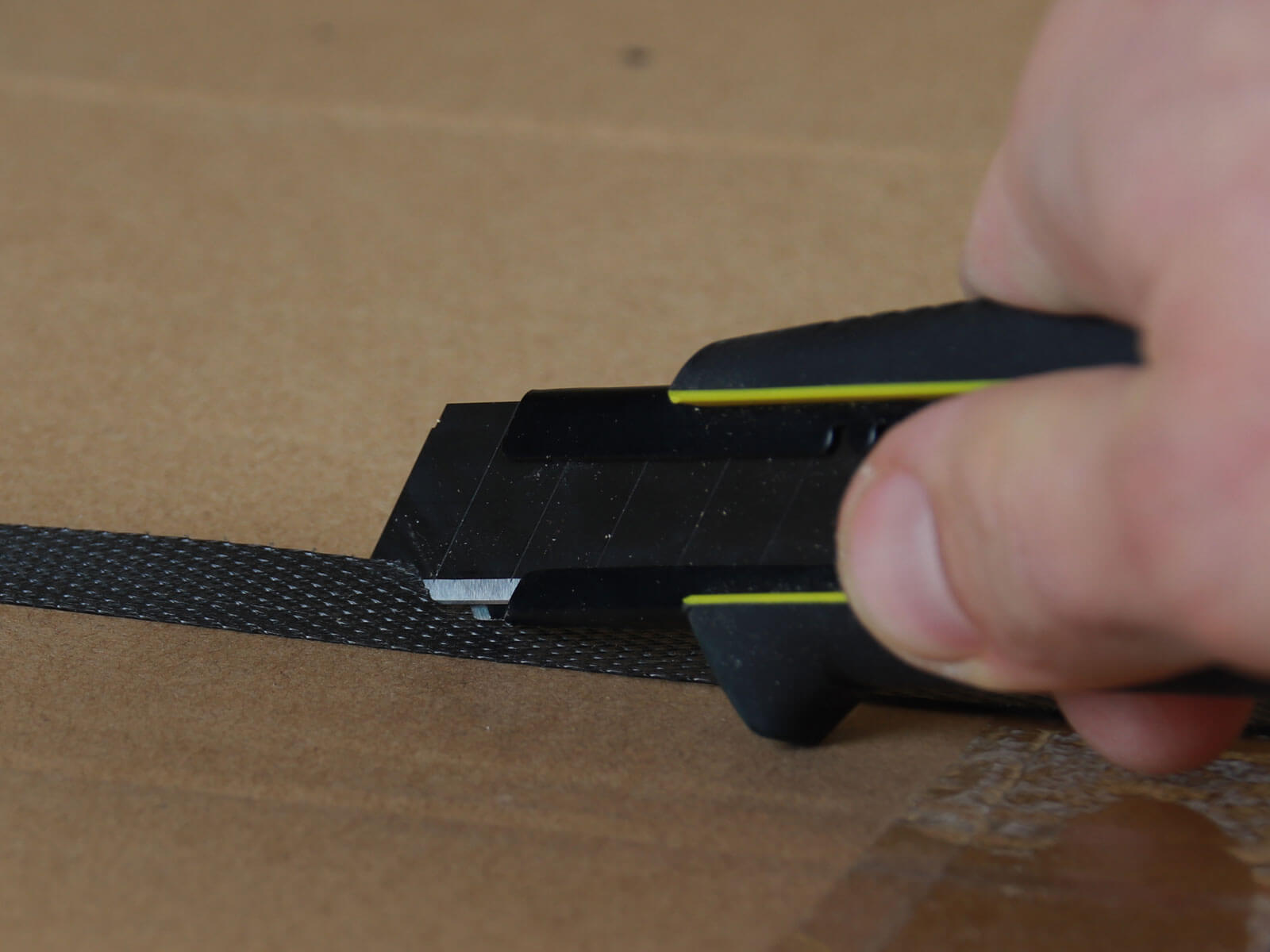 C061 Cuttermesser Umreifungsband schneiden CURT-tools