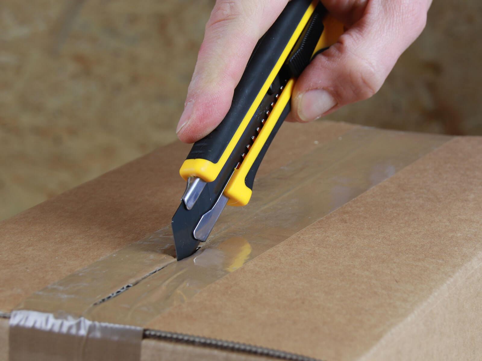 C064 Cuttermesser Klebeband schneiden CURT-tools