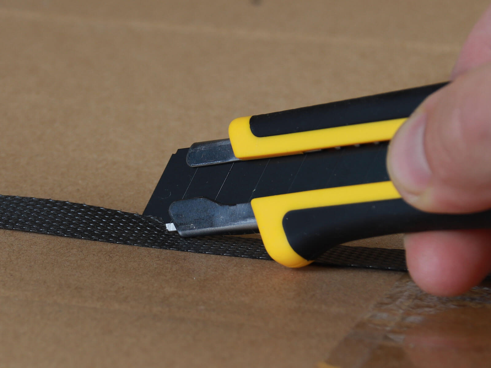 C064 Cuttermesser Umreifungsband schneiden CURT-tools