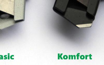 Teppichmesser: Typen/ Arten/ Griffvarianten