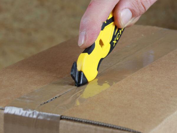 H031G Sicherheitsmesser Schutzhaken Klebeband schneiden CURT-tools