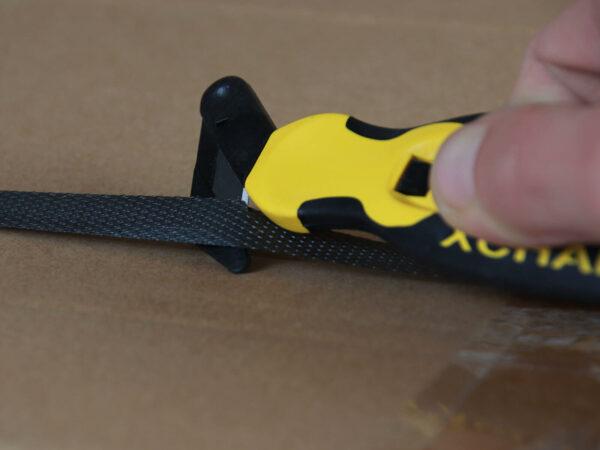 H032G Sicherheitsmesser Schutzhaken Umreifungsband schneiden CURT-tools