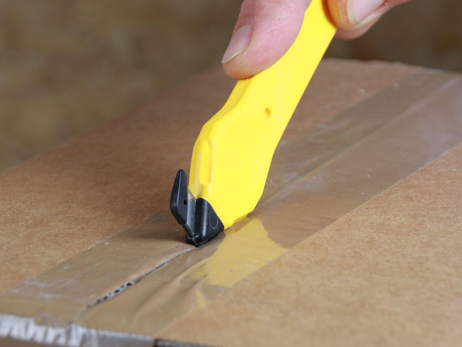 H033G Sicherheitsmesser Schutzhaken Klebeband schneiden CURT-tools