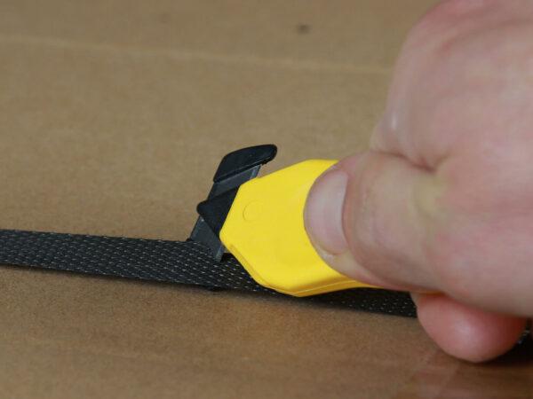 H033G Sicherheitsmesser Schutzhaken Umreifungsband schneiden CURT-tools