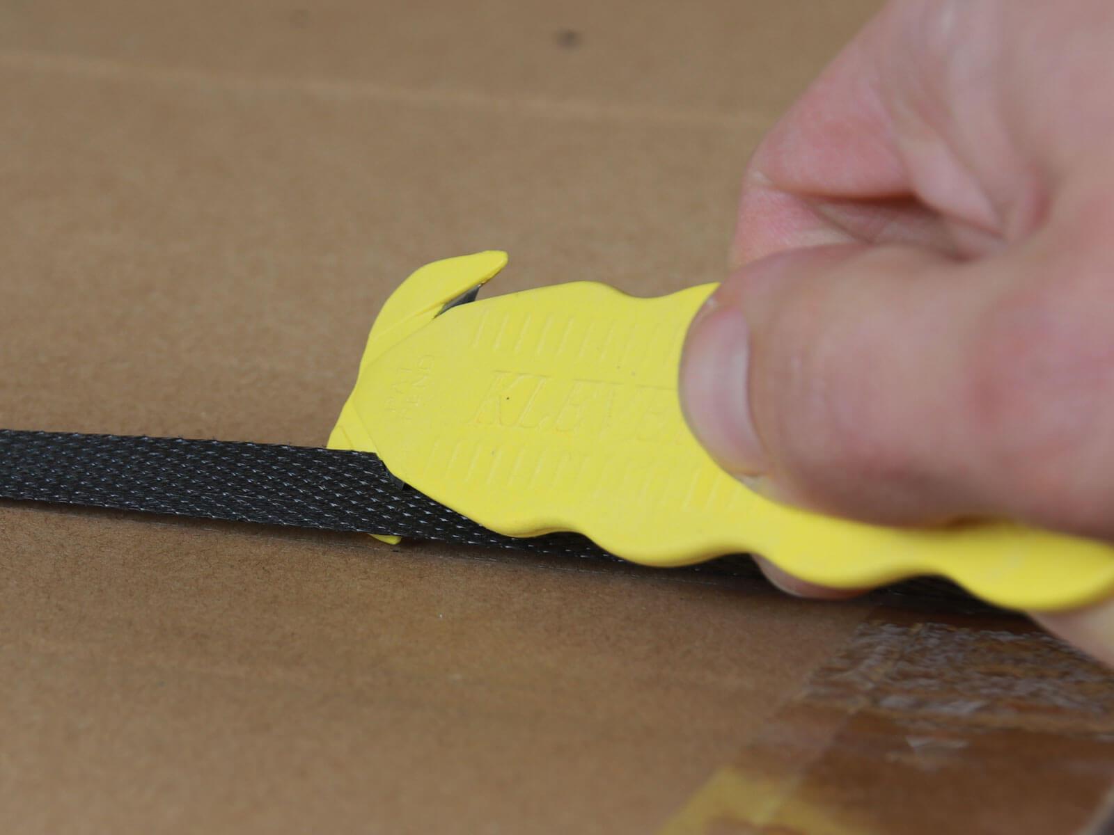 H035G Sicherheitsmesser Schutzhaken mini Umreifungsband schneiden CURT-tools