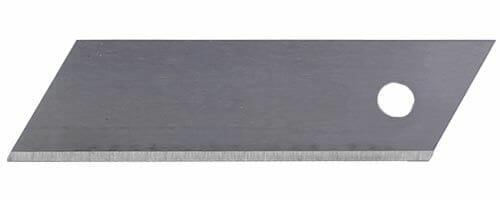 K012 Cuttermesser Klinge 40mm für Sicherheits Cuttermesser lang U002 CURT-tools
