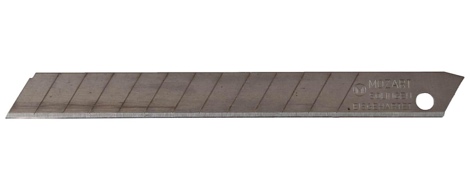 K061M-Cuttermesser-Klinge-9mm-Abbrechklinge-Komfort-Mozart-Solingen-CURT-tools