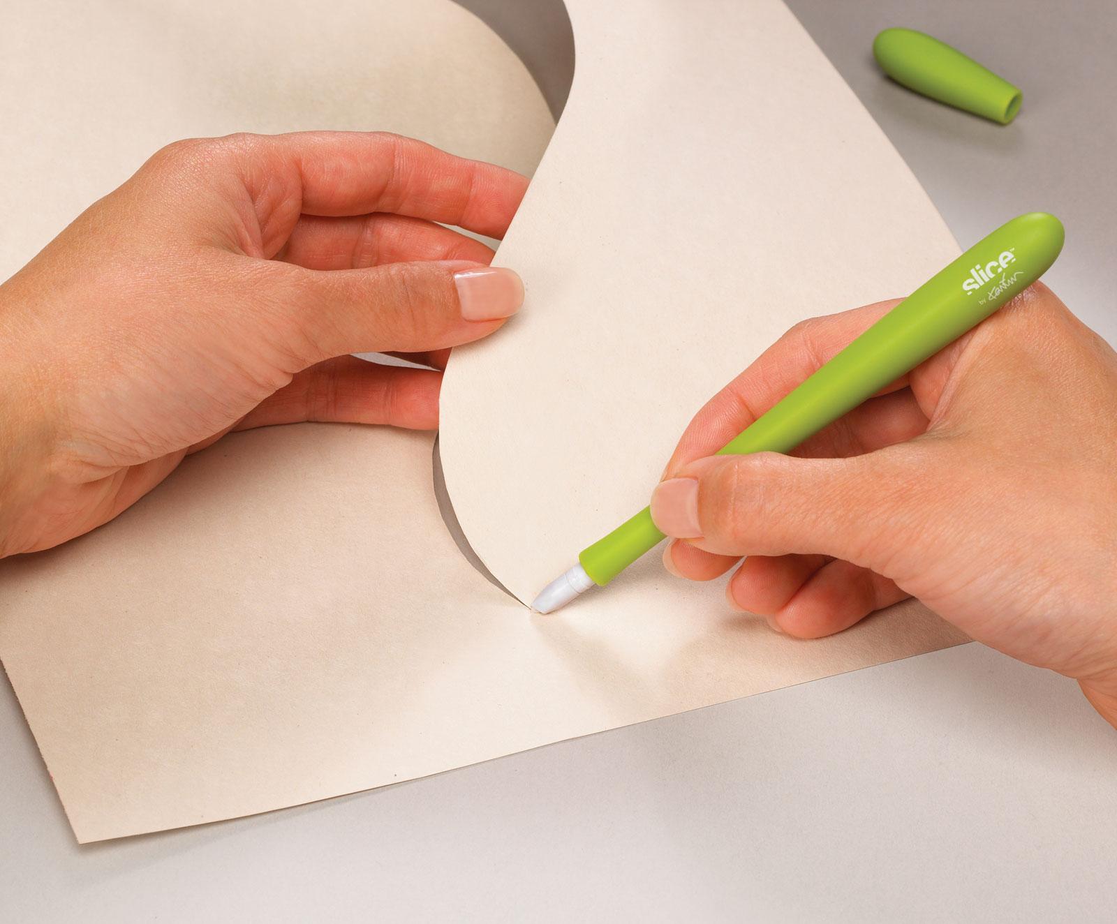 Skalpell-Keramik-Bestelmesser-Präzisionsschneider-Slice-Kurvenschnitt-CURT-tools