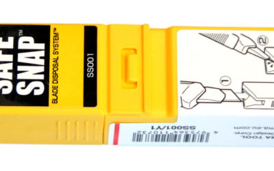 Wie wechselt man eine Cuttermesser Klinge