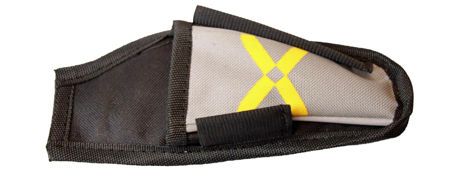 Holster-Gürteltasche Messertasche Cuttermesser Sicherheitsmesser mit Stifthalter und Clip und Ersatzklingenhalter