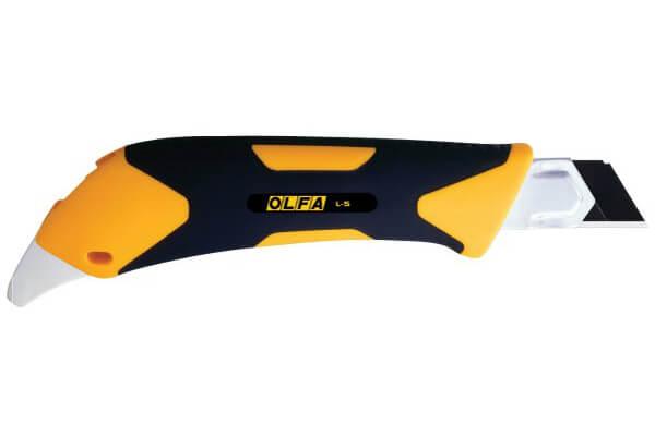 C064DL Cuttermesser 18mm Rückseite OLFA L5 CURT-tools_