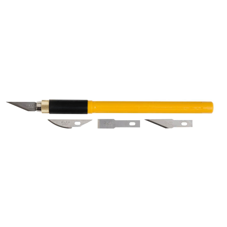 SAK4 Skalpell Entgrater Bastelmesser OLFA SK-4 CURT-tools