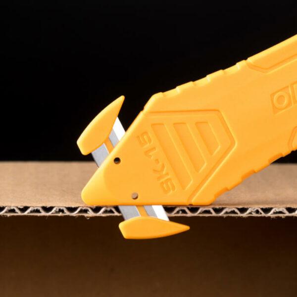 H036 Sicherheitsmesser Folienschneider OLFA SK15 Einweg Warenschutz CURT-tools_