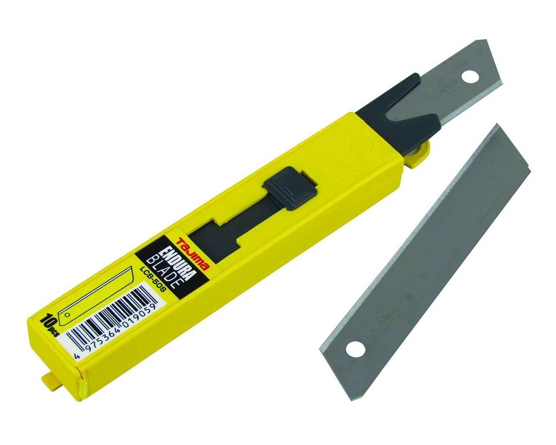 K043-Cuttermesser-Klinge-Abbrechklinge-18mm-ohne-Segmente-Sicherheitsklinge-Verpackung-CURT-tools