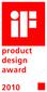 Zertifikat Design if 2010