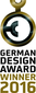 Zertifikat German Design Award 2016