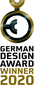 Zertifikat German Design Award 2020