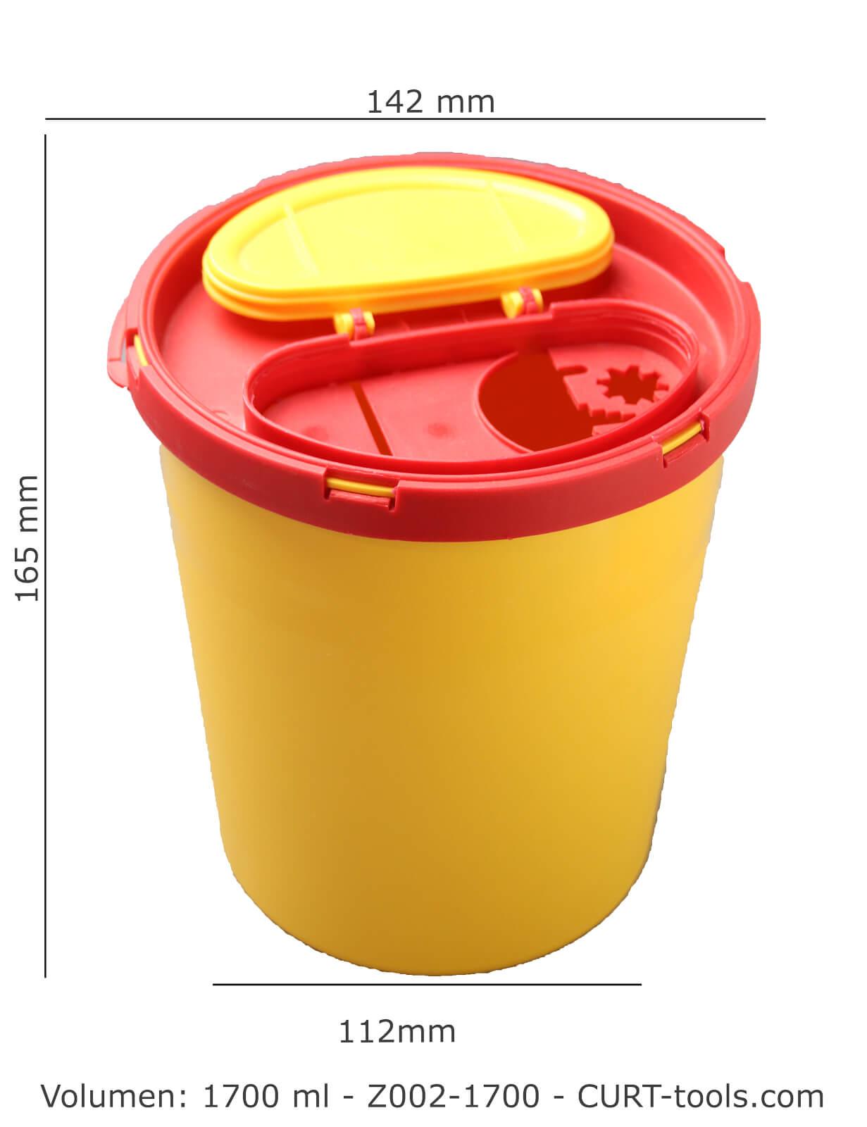 Z002-1700-Sammelbox-Klingenbox-für-stumpfe-Klingen-Maße-CURT-tools_H1600