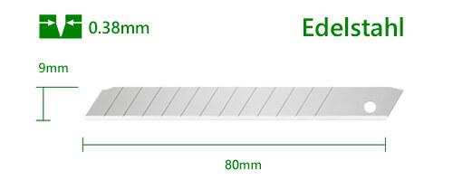 K065-9mm-Cuttermesser-Klinge-Abbrechklinge_Edelstahl-rostfrei-CURT-tools_500