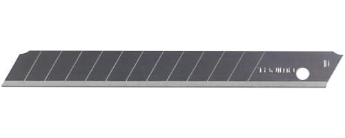 K066-9mm-Cuttermesser-Klinge-Abbrechklinge-9mm-Tajima-LB30RB-schwarz-CURT-tools_500