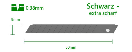K066-9mm-Cuttermesser-Klinge-Abbrechklinge_schwarz-extra-scharf-CURT-tools_500